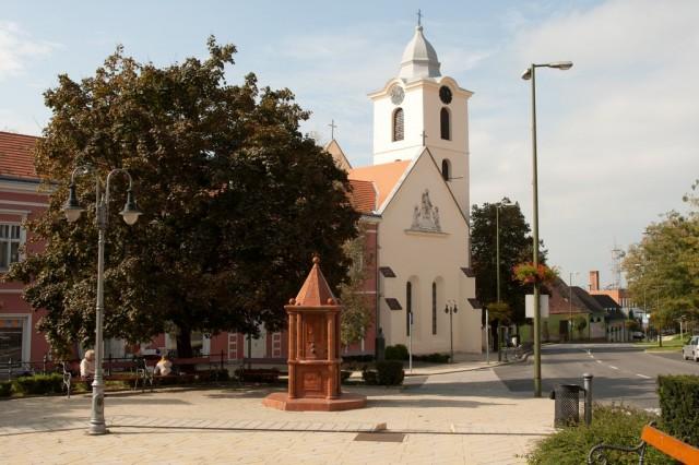 vasvári templom
